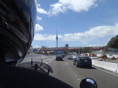 Auckland highway 1