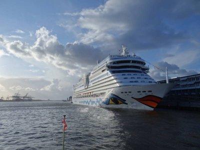 Hamburg boat trip