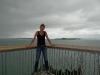 Gabe abd Bob taking us around Auckland