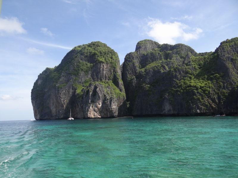PiPi Island boat trip, Phuket