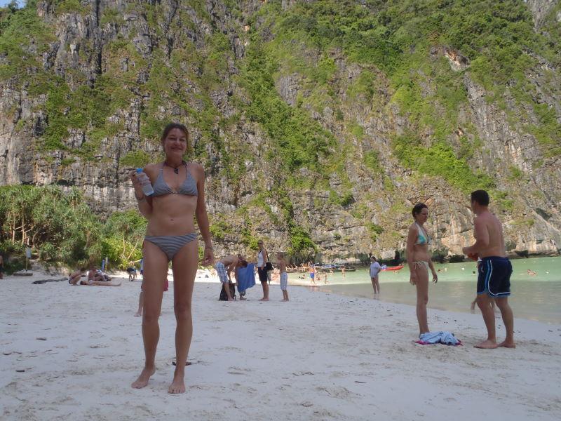 THE BEACH, PiPi Island boat trip, Phuket