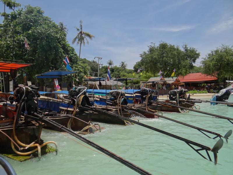boat trip, Phuket
