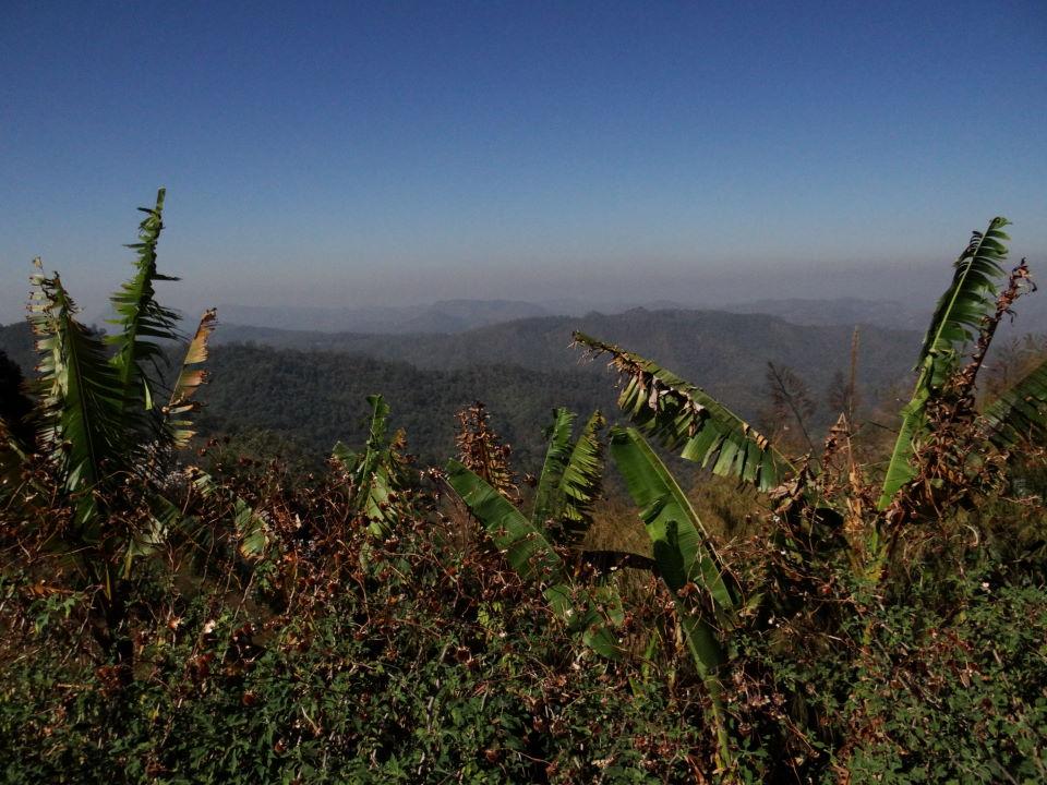 view to Burma