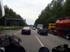 first time German Autobahn after 2 years