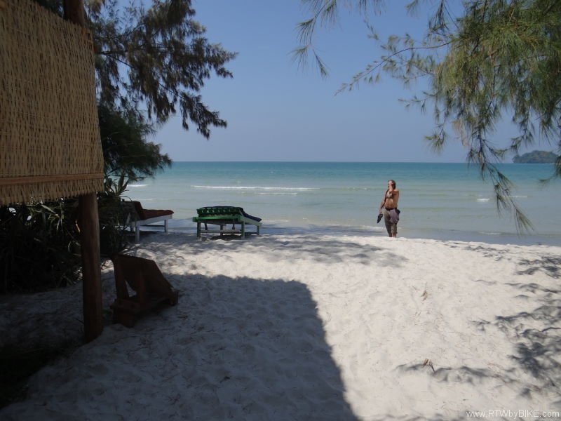 our beach, Otres Beach, Sihanoukville