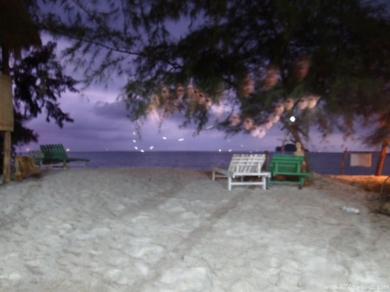 lovely beach, Otres Beach, Sihanoukville