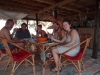 our hosts, Otres Beach, Sihanoukville