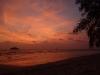 sunset, Otres Beach, Sihanoukville