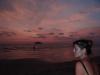 enjoying the sea, Otres Beach, Sihanoukville