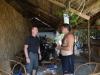 meeting Harry, Otres Beach, Sihanoukville