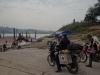 Chiang Khong - ready to cross the border/Khong to Laos