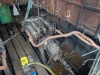 The engine of our ferry
