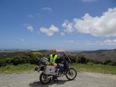 on the way to Cape Reinga