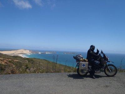 Cape Reinga upper view