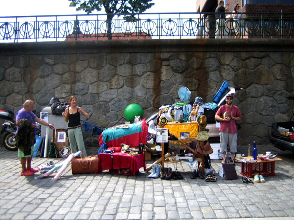 Fleamarket Prague