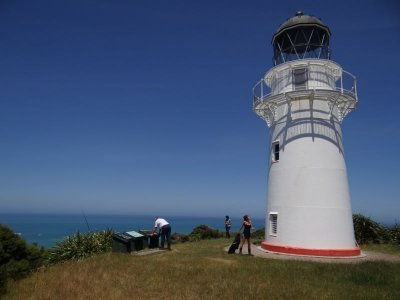 East Cape light house