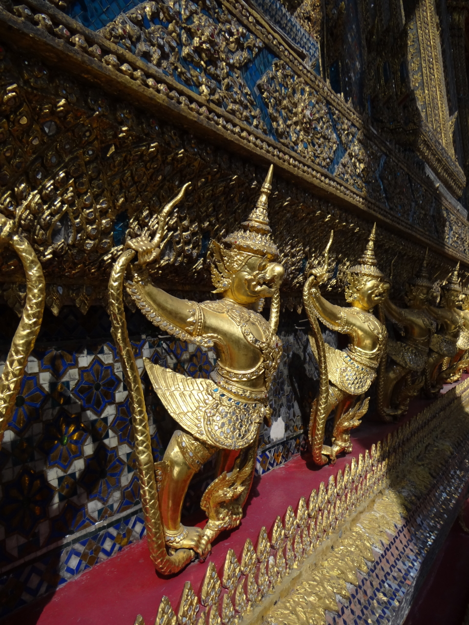 Wat Phra Kaew Temple of the Emerald Buddha