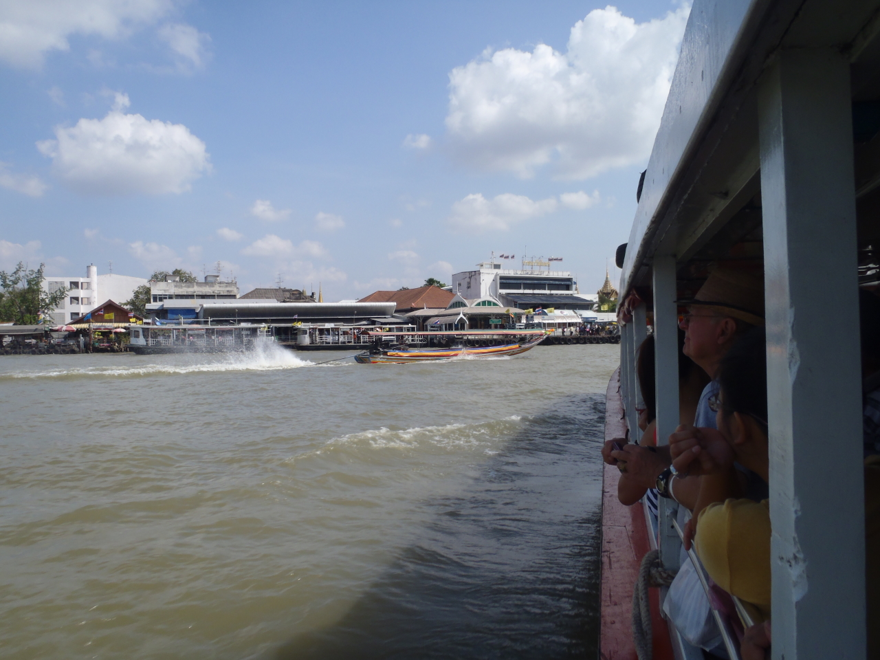 cheap and nice transport in BKK, ferry
