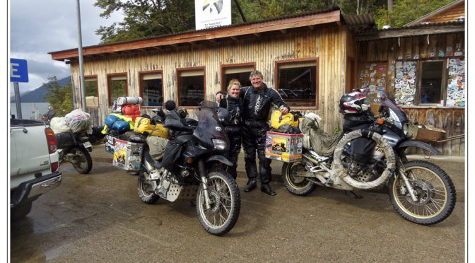 Just some pictures from Carretera Austral and our way South…